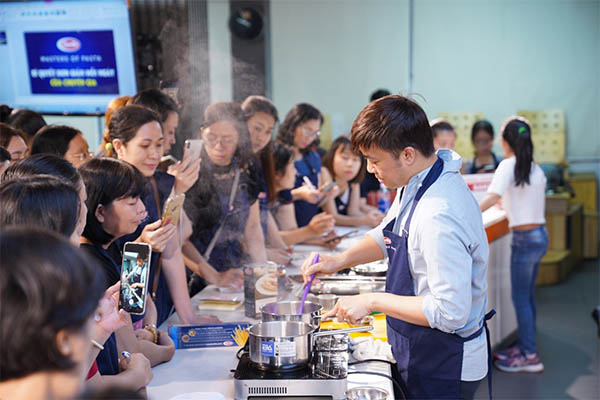 workshop barilla